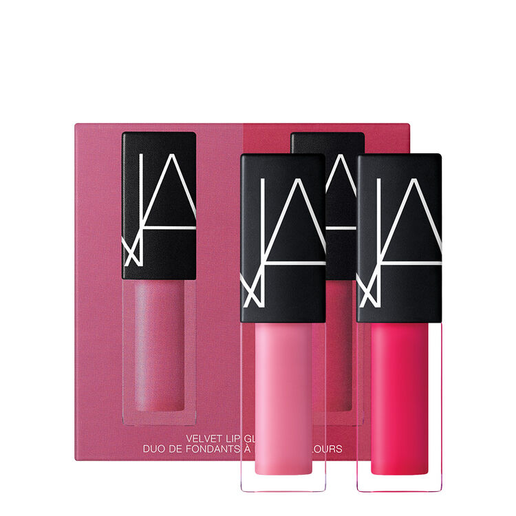Velvet Lip Glide Duo, NARS Travel Size