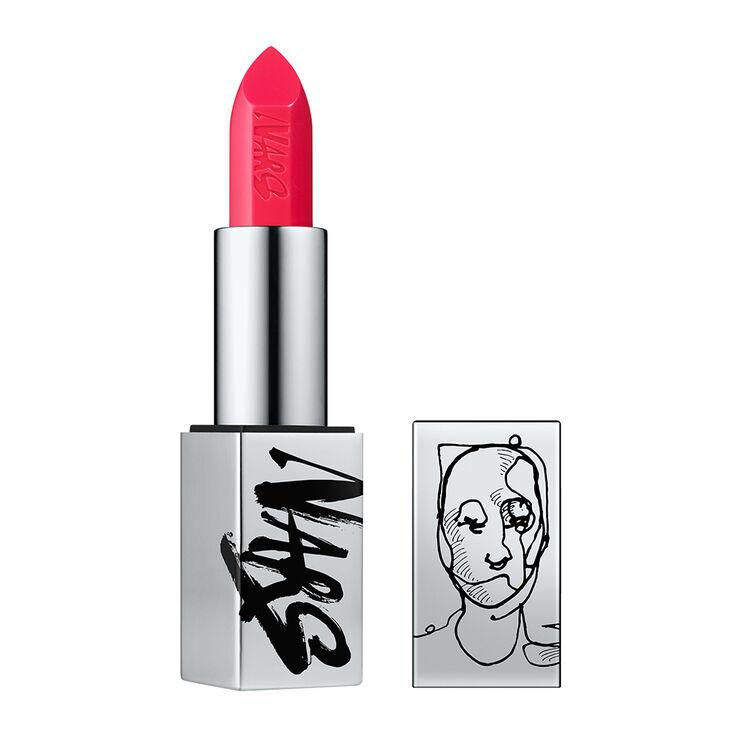 Connor Tingley Audacious Lipstick, NARS Pink