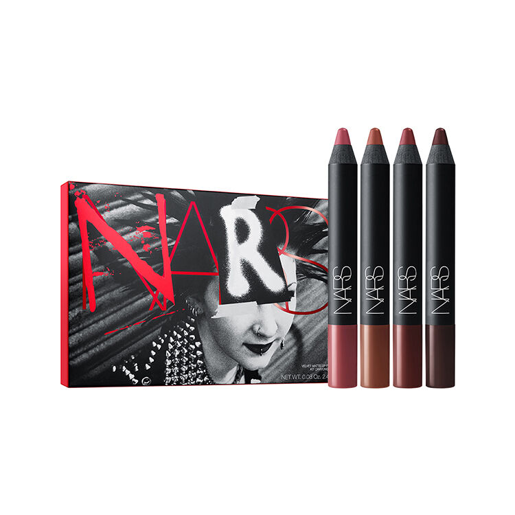 Manic Velvet Matte Lip Pencil Set, NARS Almost gone