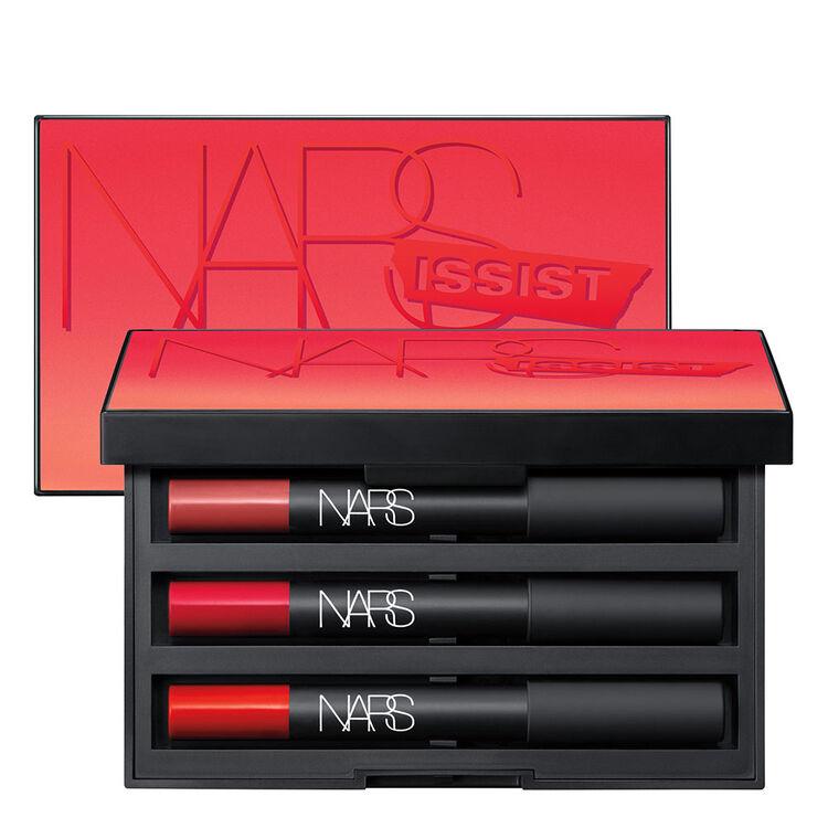 NARSissist Lip Pencil Trio, NARS Lip Palettes