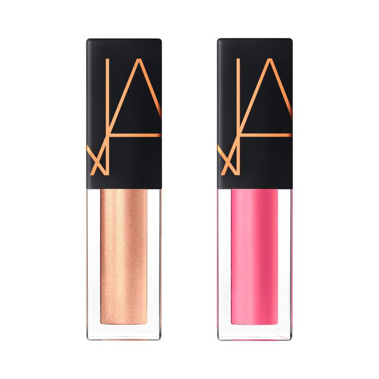 Mini Oil-Infused Lip Tint Duo, NARS Travel Size