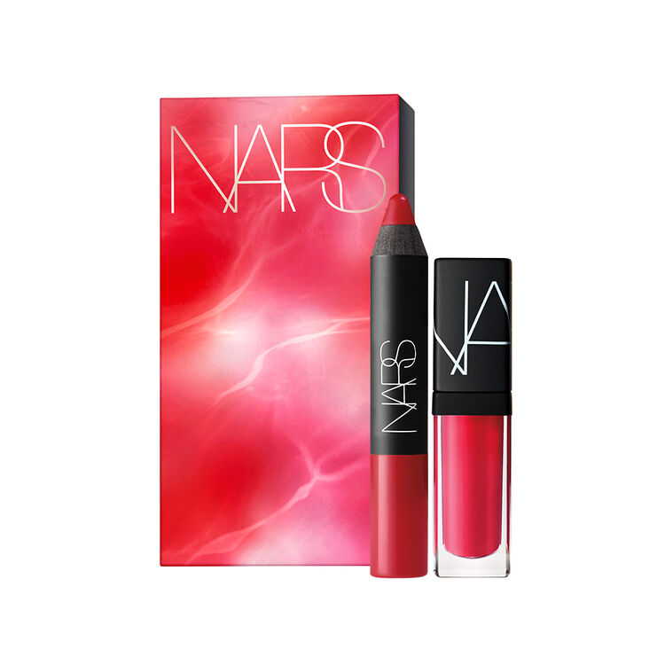 Explicit Color Lip Duo, NARS Red