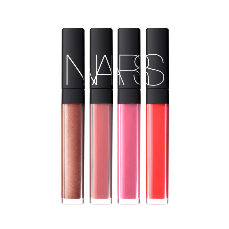 Hot Tropic Lip Gloss Coffret, NARS Lip Palettes