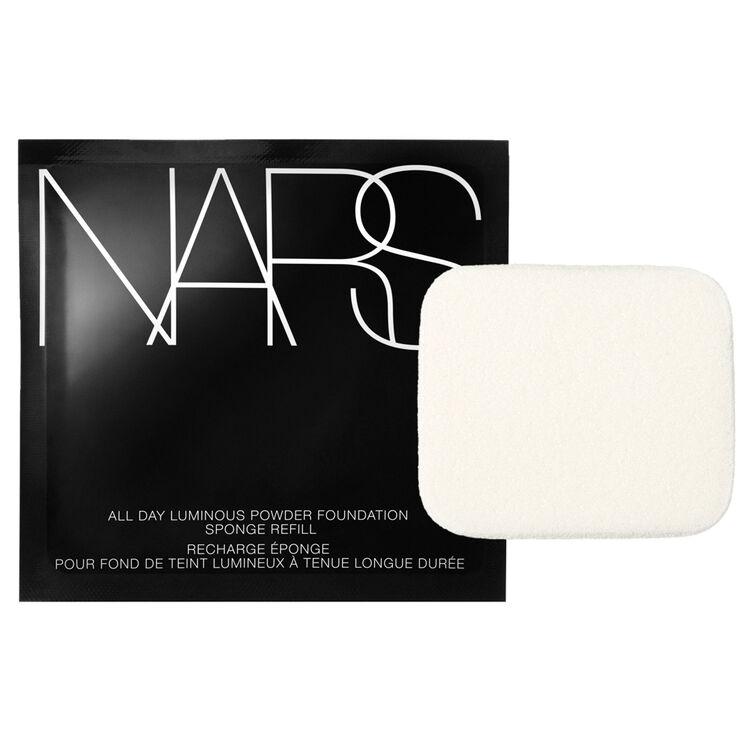 All Day Luminous Powder Foundation Sponge, NARS Foundation