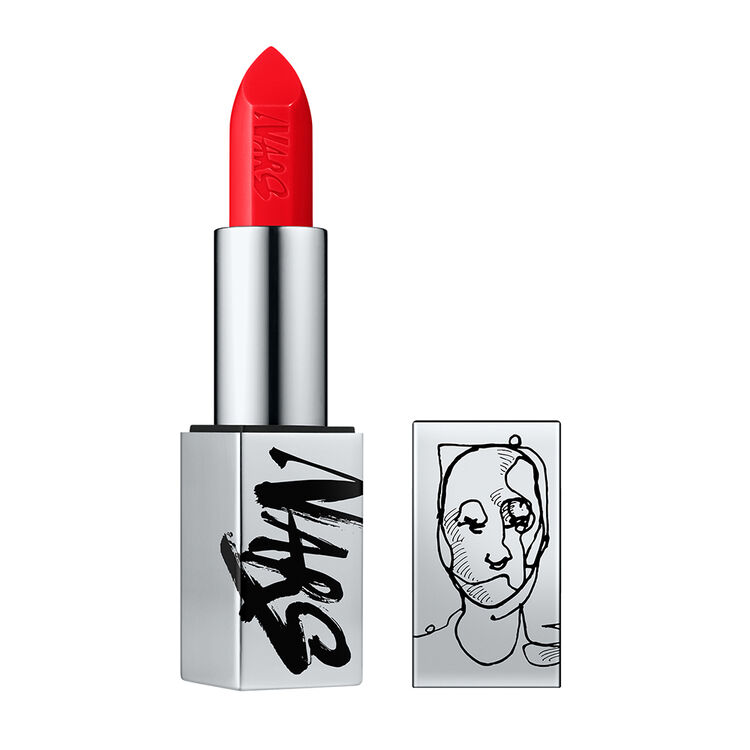 Connor Tingley Audacious Lipstick, NARS Lipstick