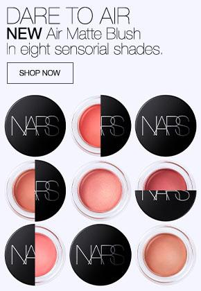 Dare to Air. NEW Air Matte Blush in 8 sensorial shades